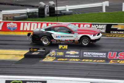 2019 NHRA U.S. NATIONALS PRODUCES UPS AND DOWNS FOR BONGIOVANNI RACING