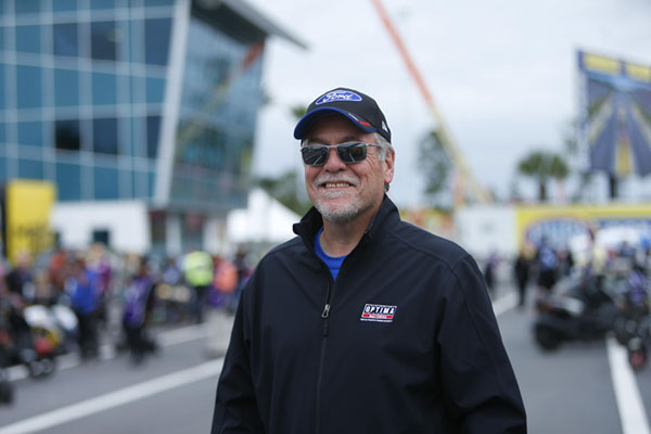 BONGIOVANNI RACING MAKES SOLID SHOWING WITH SEMI-FINAL FINISH AT 50TH ANNIVERSARY NHRA GATORNATIONALS