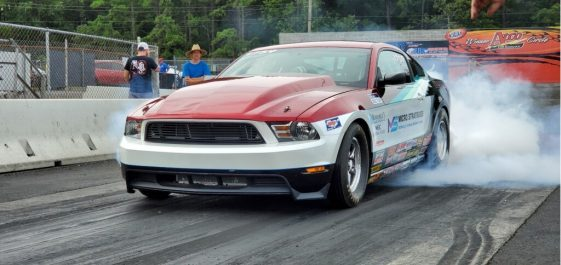 BONGIOVANNI RACING/MICRO STRATEGIES DRIVERS SCORE BIG POINTS AT ATCO DRAGWAY